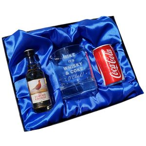 Whisky O'clock Whisky Gift Set