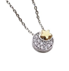 Moon And Star Necklace - necklaces & pendants