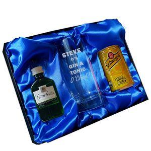 Gin O'clock Gin Gift Set