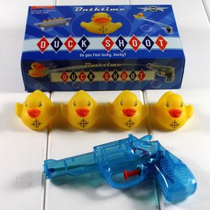 Bath Time Duck Shoot Water Pistol Fun - traditional toys & games