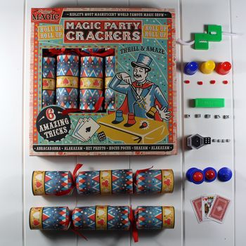Magic Trick Party Crackers