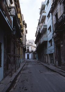 Old Havana, Cuba, Signed Art Print - architecture & buildings