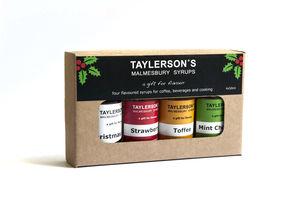 Secret Santa Coffee Shots Gift Set - coffee