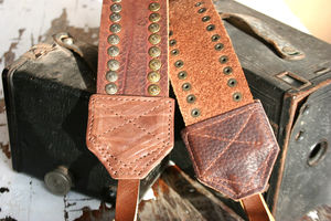 Heavy Duty Vintaged Camera Strap