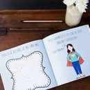 Personalised Thank You Teacher Gift Book