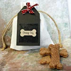 Doggy Bag Pet Treats