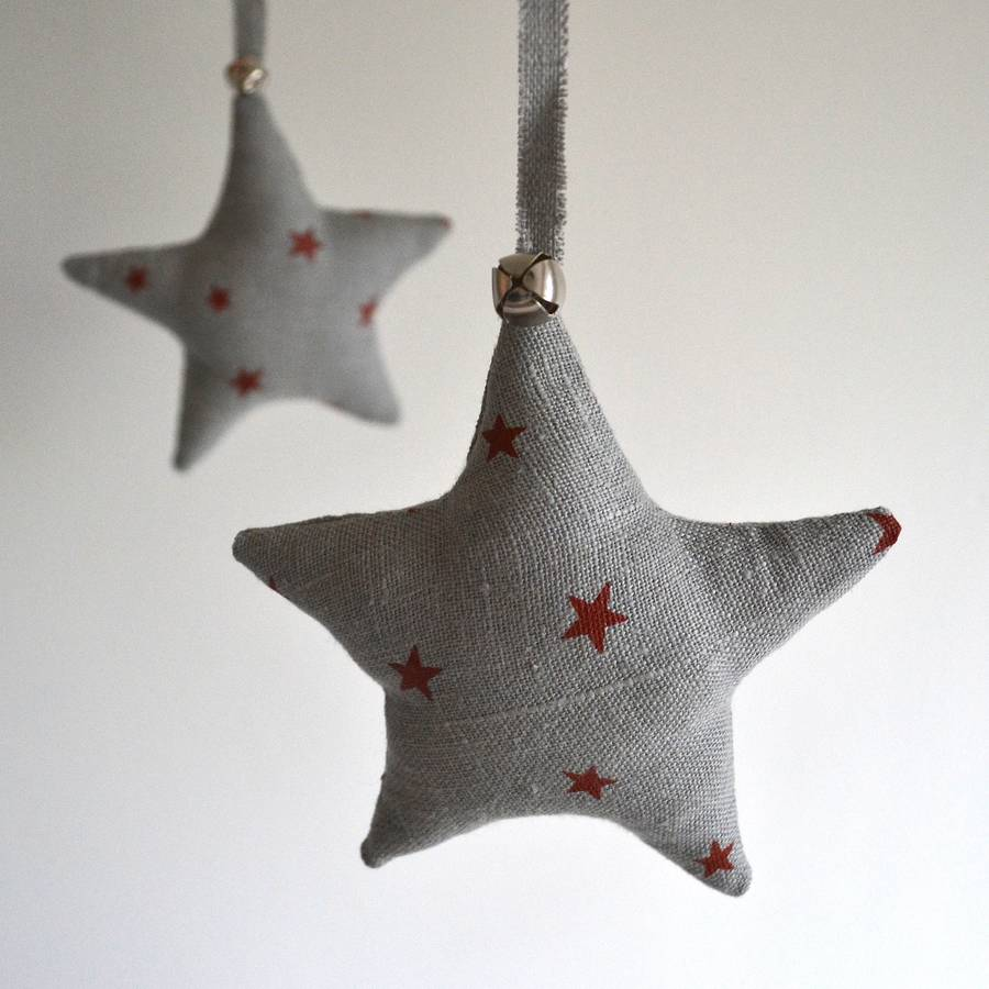 Cinnamon Scented Star Decoration
