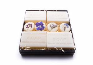 Organic Soap And Bathmelt Gift Box