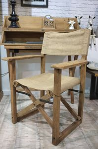 Canvas Study Chair - furniture