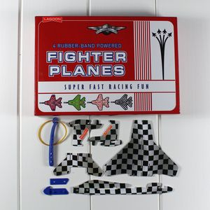 Rubber Band Racing Planes Vintage Fun - garden sale