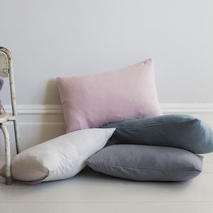 Mini Linen Cushion - children's room