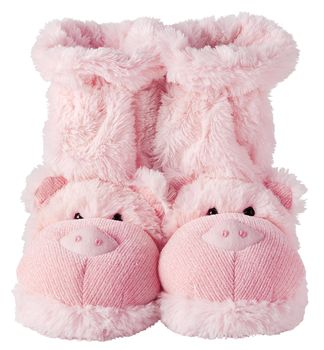 Soft Pig Slippers