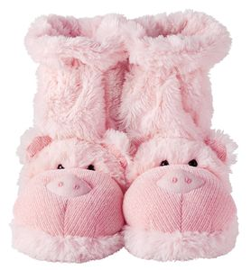 Soft Pig Slippers - slippers
