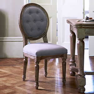 Pair Of Orsay French Chairs - furniture