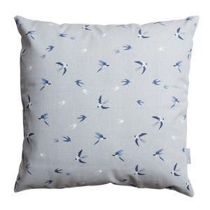 Swallow Cushion 45x45cm
