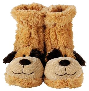 Soft Dog Slippers - slippers