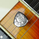 Recycled Coin Plectrum