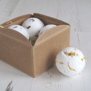 Bath Bomb Gift Set - gift sets