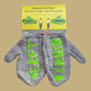 Woolly Mittens For Cyclists