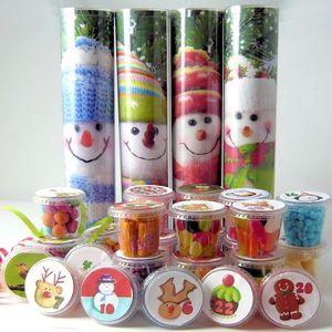 Lots Of Pots Sweets Snowmen Advent Calendar - advent calendars