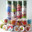 Lots Of Pots Of Sweets Snowmen Advent Calendar