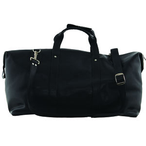 Leather Weekend Holdall - bags & purses