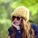 Loopy Hat Knitting Kit