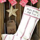 Santas Stocking