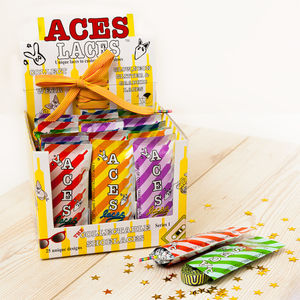 25 Pairs Of Shoelaces Party Box - children's parties