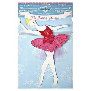 Ballet Theatre Garland