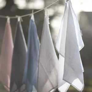 Linen Tea Towel - kitchen accessories