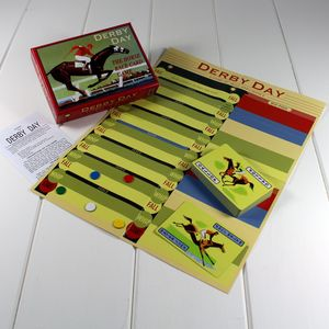 Derby Day Vintage Game