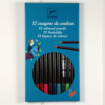 Set Of Watercolour Pencils