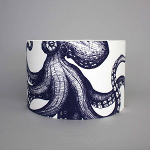 30cm Octopus Lampshade - lighting