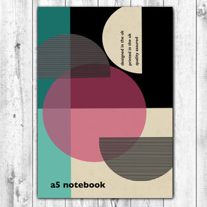 Circles Design Notebook