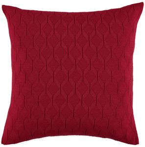 Albert Red Cushion - patterned cushions