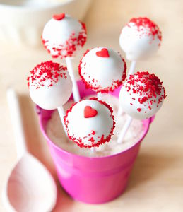 Red Velvet Cake Pop Kit New For Christmas