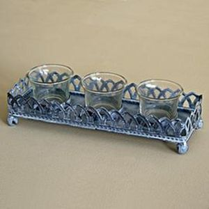 Tealight Tray Table Centrepieces