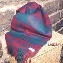 Lambswool Tartan Scarves 175cm Length