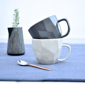 Geometric Cup - feeling cosy - autumn home ideas