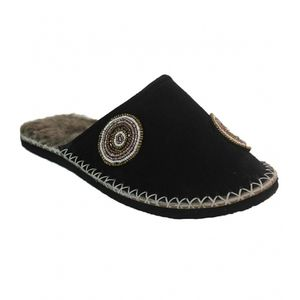 Sheepskin Beaded Slippers - view all sale items