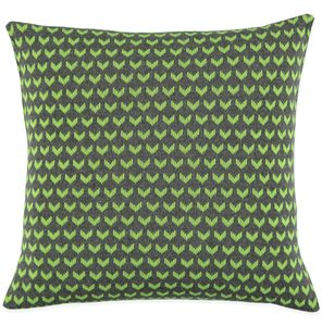 Aaron Neon Yellow Cushion