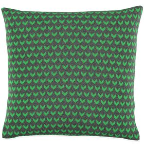 Aaron Neon Green Cushion