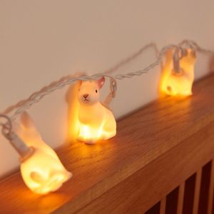 Woodland Rabbit Party Lights