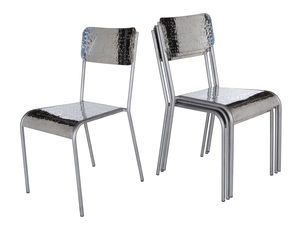 Aluminium Stackable Chairs - furniture