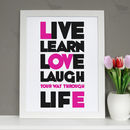 Love Inspirational Art Print