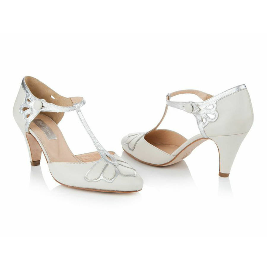 Closed Toe Weding Shoes 01 - Closed Toe Weding Shoes