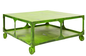 Jodin Wheeler Coffee Table - furniture