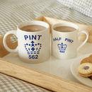 Pint Mug Set