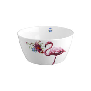 Flamingo Large Bowl - bowls
